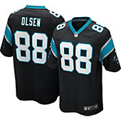 Nike Youth Home Game Jersey Carolina Panthers Greg Olsen #88