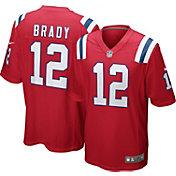 Nike Youth Alternate Game Jersey New England Patriots Tom Brady #12
