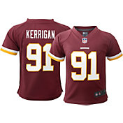 Nike Boys' Home Game Jersey Washington Redskins Ryan Kerrigan #91