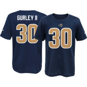 Nike Youth Los Angeles Rams Todd Gurley #30 Navy T-Shirt