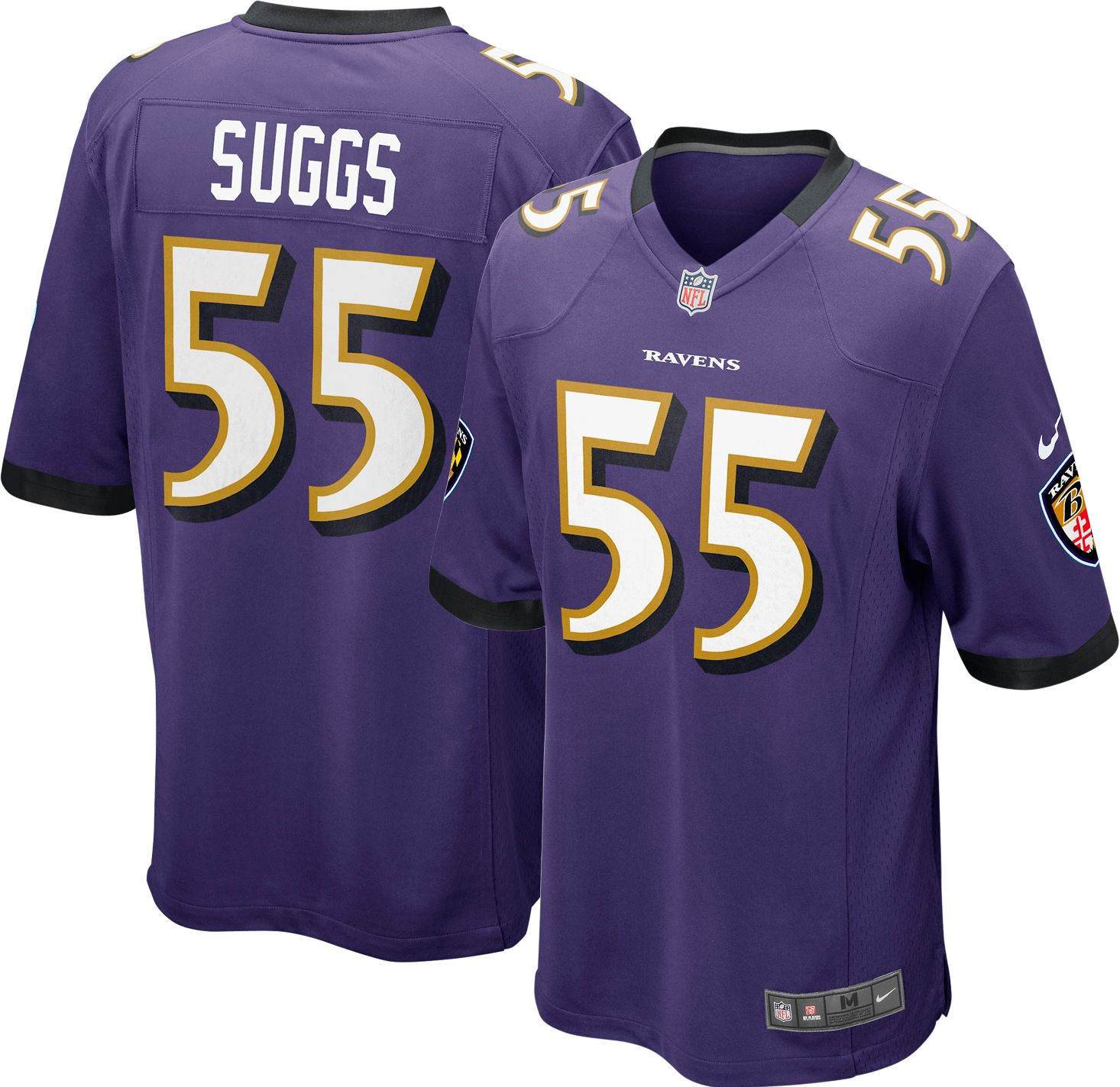 terrell suggs jersey youth