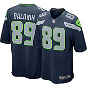 Nike Youth Home Game Jersey Seattle Seahawks Doug Baldwin #89