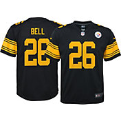 Nike Youth Color Rush 2016 Game Jersey Pittsburgh Steelers Le'Veon Bell #26