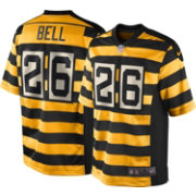 Nike Youth Pittsburgh Steelers Alternate Game Jersey Le'Veon Bell #26