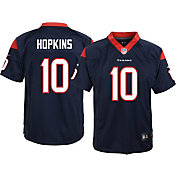 Nike Youth Home Game Jersey Houston Texans DeAndre Hopkins #10