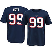 Nike Youth Houston Texans J.J. Watt #99 Navy T-Shirt