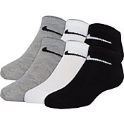 Nike Kids' Classic Low Cut Socks 6 Pack