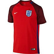 Nike Youth England Replica Away Jersey