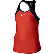 Nike Girls' Slam Tennis Tank