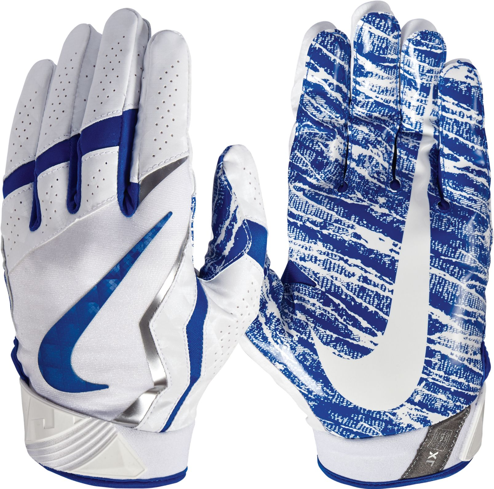 Nike Football Gloves Yellow: Nike Football Wide Receiver Gloves