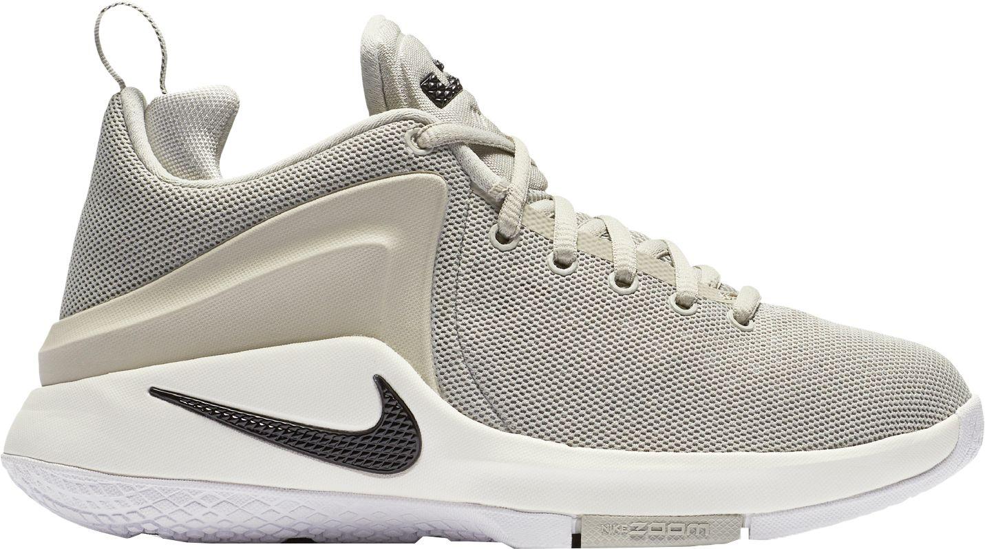 4c64ef9c7f9 Nike Kids Grade School Zoom Witness Basketball Shoes DICKS Sporting ...