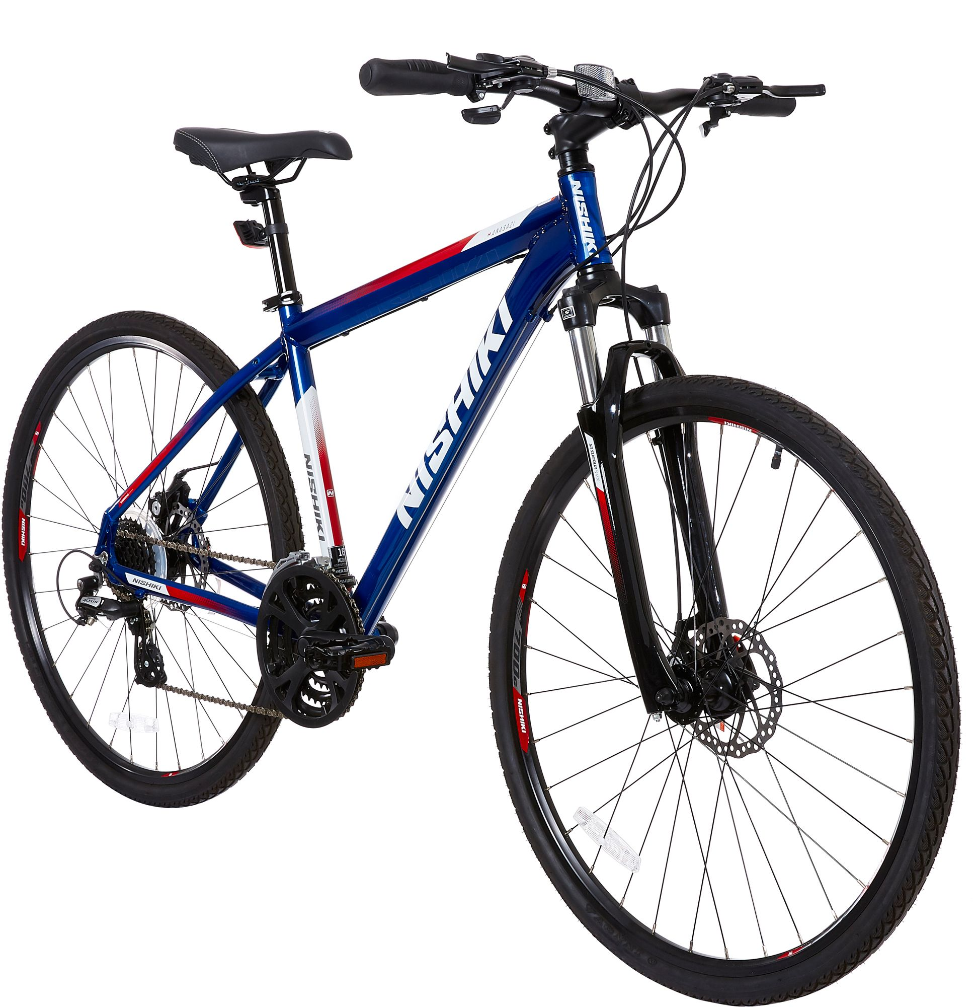 Nishiki Adult Anasazi Hybrid Bike Dick S Sporting Goods