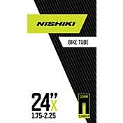 Nishiki Schrader Valve 24'' 1.75-2.25 Bike Tube