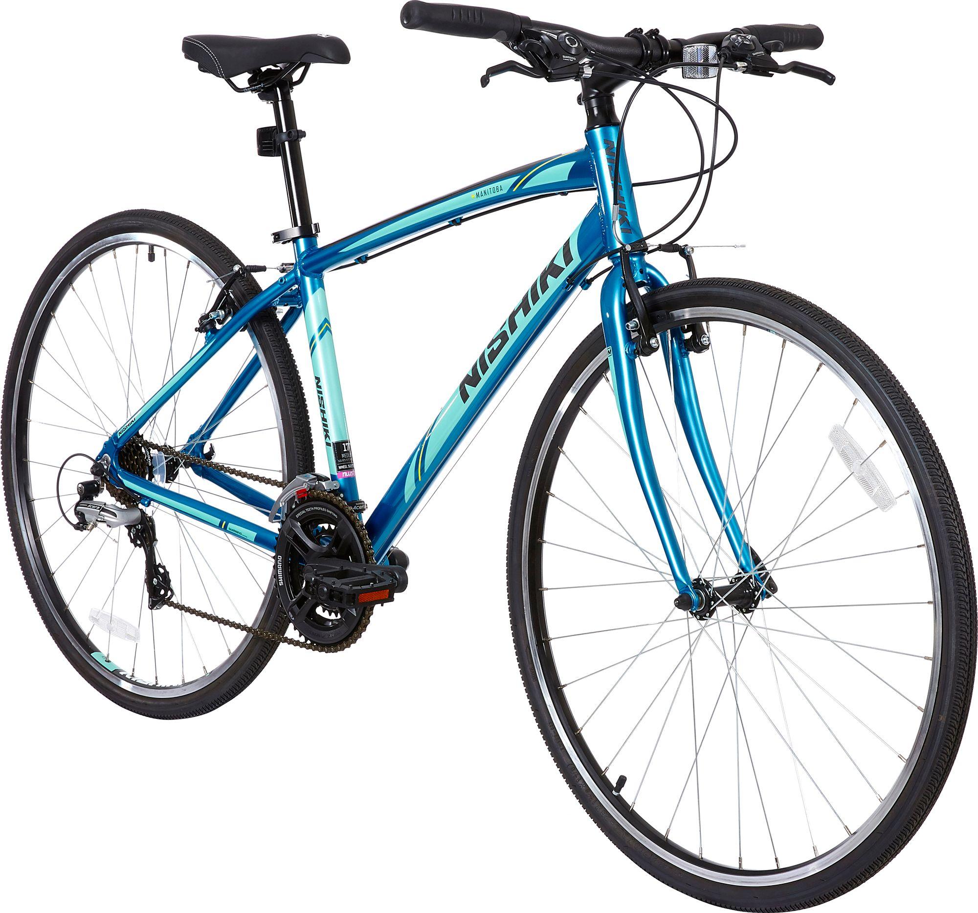 Nishiki Women S Manitoba Hybrid Bike Dick S Sporting Goods