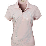 Nancy Lopez Women's Dance Golf Polo