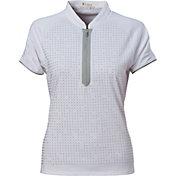 Nancy Lopez Women's Desire Golf Polo – Plus-Size