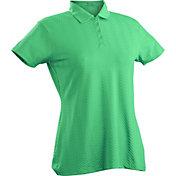 Nancy Lopez Women's Grace Golf Polo – Plus-Size