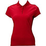 Nancy Lopez Women's Luster Golf Polo – Plus-Size