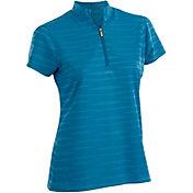 Nancy Lopez Women's Ripple Golf Polo