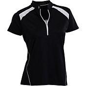 Nancy Lopez Women's Sporty Golf Polo – Plus-Size