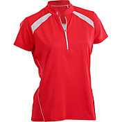 Nancy Lopez Women's Sporty Golf Polo