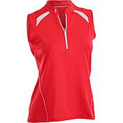 Nancy Lopez Women's Sporty Sleeveless Golf Polo