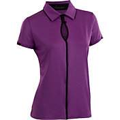 Nancy Lopez Women's Easy Golf Polo – Plus-Size