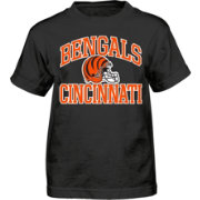 NFL Team Apparel Boys' Cincinnati Bengals Play Action T-Shirt