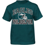 NFL Team Apparel Boys' Philadelphia Eagles Play Action T-Shirt