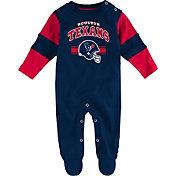 NFL Team Apparel Infant's Houston Texans Newborn Coverall