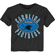NFL Team Apparel Toddler Carolina Panthers Place Kicker T-Shirt