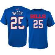 NFL Team Apparel Youth Buffalo Bills LeSean McCoy #25 Cotton T-Shirt