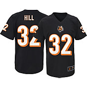 NFL Team Apparel Youth Cincinnati Bengals Jeremy Hill #32 Black T-Shirt