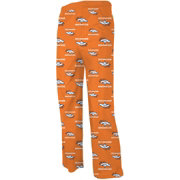 NFL Team Apparel Youth Denver Broncos Jersey Orange Print Pants