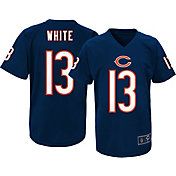 NFL Team Apparel Youth Chicago Bears Kevin White #13 Navy T-Shirt