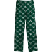 NFL Team Apparel Youth New York Jets Team Print Green Jersey Pants