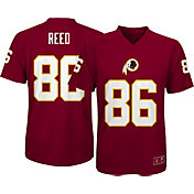 NFL Team Apparel Youth Washington Redskins Jordan Reed #86 Red T-Shirt