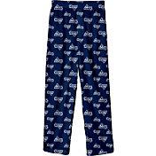 NFL Team Apparel Youth Los Angeles Rams Printed Navy Pants