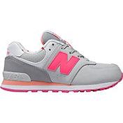 New Balance Kids' Preschool 574 Casual Shoes