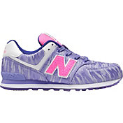 New Balance Kids' Grade School 574 Casual Shoes