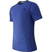 New Balance Men's Pindot Flux Running T-Shirt