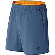 New Balance Men's Two-In-One Running Shorts
