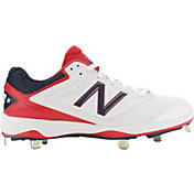 New Balance Women's 4040 V1 4th of July Metal Fastpitch Cleats