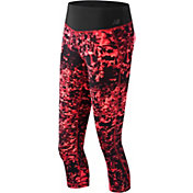 New Balance Women's Premium Performance Printed Running Capris