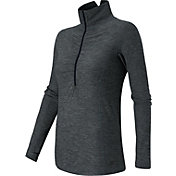 New Balance Women's Impact Half Zip Running Shirt
