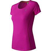 New Balance Women's Ice Running T-Shirt