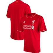 New Balance Youth Liverpool 15/16 Replica Home Jersey