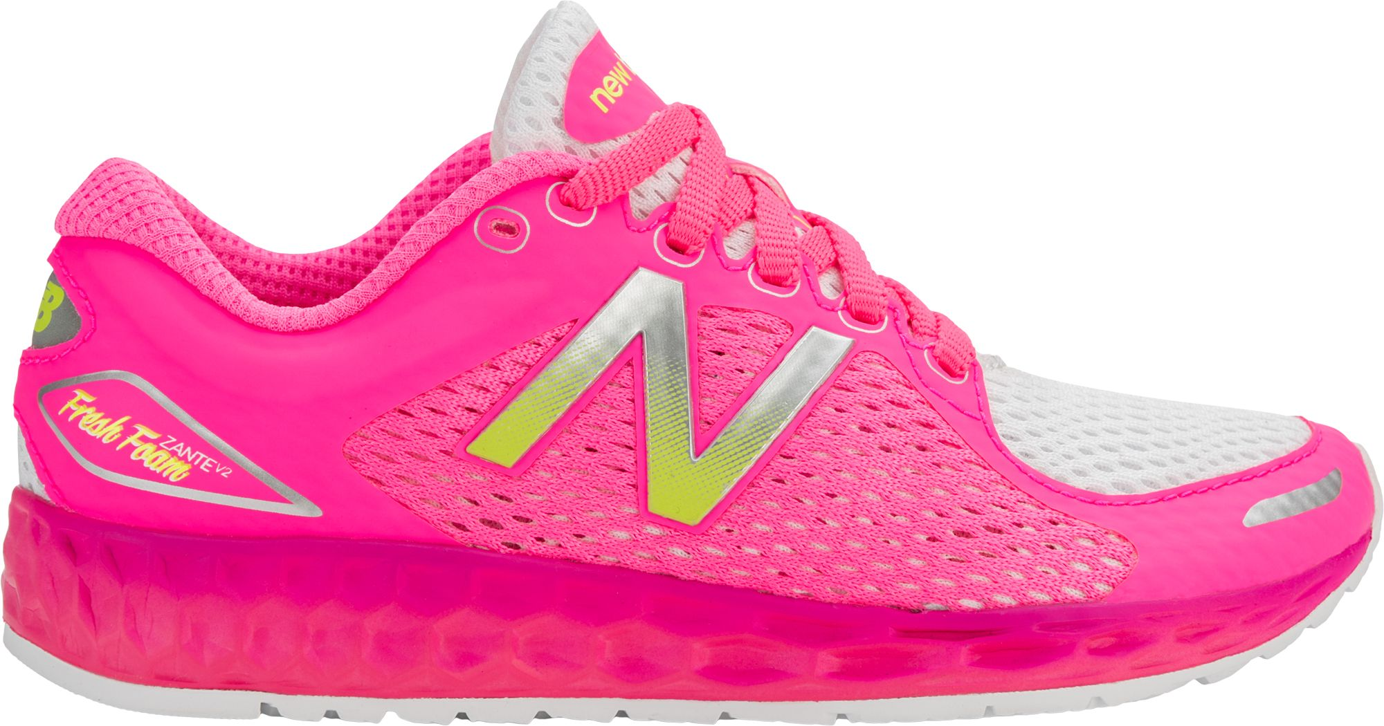 Product Image � New Balance Kids\u0027 Fresh Foam Zante v2 Breathe Running Shoes