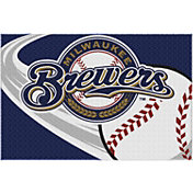 Northwest Milwaukee Brewers 20in x 30in Acrylic Rug
