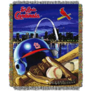 Northwest St. Louis Cardinals Home Field Advantage Blanket